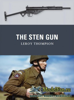 Osprey - Weapon 22 - The Sten Gun