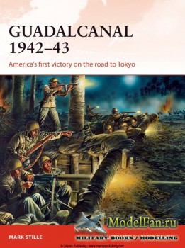 Osprey - Campaign 284 - Guadalcanal 1942–1943: America's first victory on  ...
