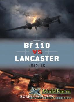 Osprey - Duel 51 - Bf110 vs Lancaster: 1942-1945