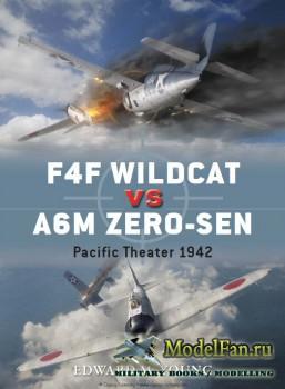 Osprey - Duel 54 - F4F Wildcat vs A6M Zero-sen: Pacific Theater 1942