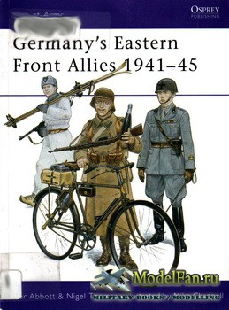 Osprey - Men at Arms 131 - Germany's Eastern Front Allies 1941-1945