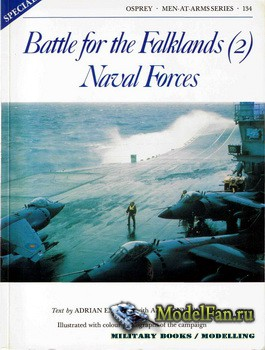 Osprey - Men at Arms 134 - Battle for the Falklands (2) Naval Forces