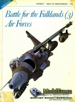 Osprey - Men at Arms 135 - Battle for the Falklands (3) Air Forces
