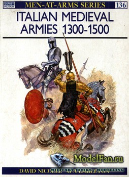 Osprey - Men at Arms 136 - Italian Medieval Armies 1300–1500