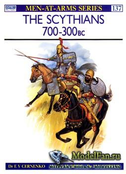 Osprey - Men at Arms 137 - The Scythians 700-300BC