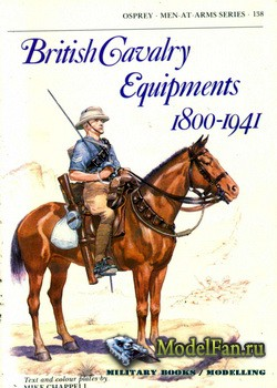 Osprey - Men at Arms 138 - British Cavalry Equipment 1800-1941