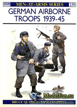 Osprey - Men at Arms 139 - German Airborne Troops 1939-1945