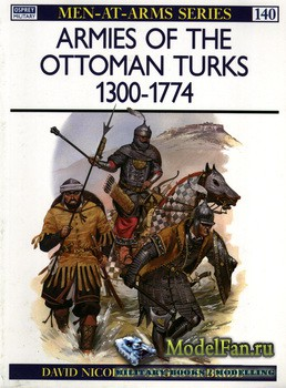 Osprey - Men at Arms 140 - Armies of the Ottoman Turks 1300-1774