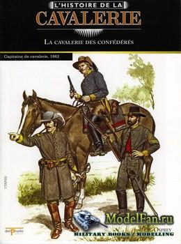 Osprey - Histoire de la Сavalerie 22 - La Cavalerie Des Confederes