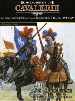 Osprey - Histoire de la Сavalerie 24 - La Cavalerie Francaise Dans les Guer ...