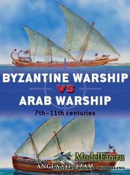 Osprey - Duel 64 - Byzantine Warship vs Arab Warship: 7th-11th Centuries