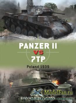 Osprey - Duel 66 - Panzer II vs 7TP: Poland 1939