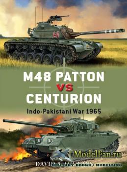Osprey - Duel 71 - M48 Patton vs Centurion: Indo-Pakistani War 1965