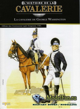 Osprey - Histoire de la Сavalerie 32 - La Cavalerie De George Washington