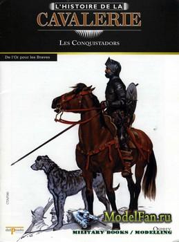 Osprey - Histoire de la Сavalerie 40 - Les Conquistadors