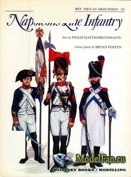 Osprey - Men at Arms 141 - Napoleon's Line Infantry