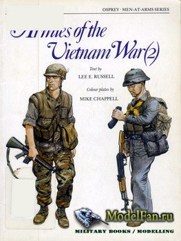 Osprey - Men at Arms 143 - Armies of the Vietnam War (2)