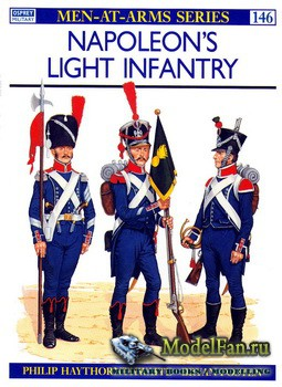 Osprey - Men at Arms 146 - Napoleon's Light Infantry