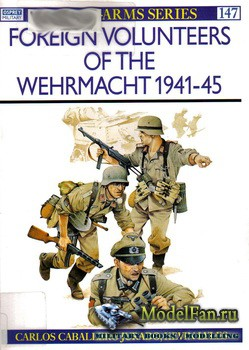 Osprey - Men at Arms 147 - Foreign Volonteers of Wehrmacht 1941-1945