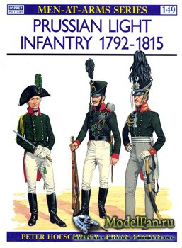Osprey - Men at Arms 149 - Prussian Light Infantry 1792-1815
