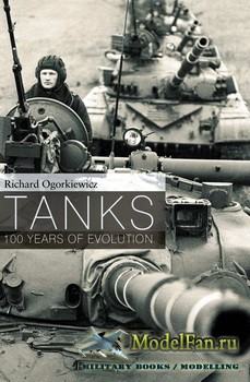 Osprey - General Military - Tanks 100 Years of Evolution