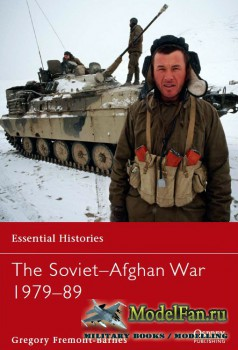 Osprey - Essential Histories 75 - The Soviet-Afghan War 1979-1989