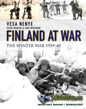 Osprey - General Military - Finland at War: The Winter War 1939-1940