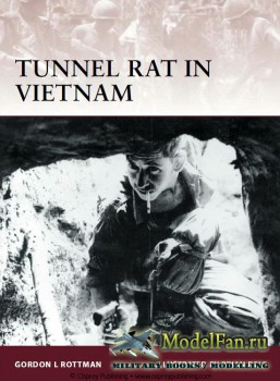Osprey - Warrior 161 - Tunnel Rat in Vietnam