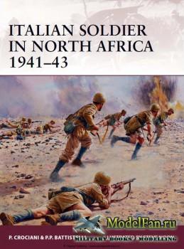 Osprey - Warrior 169 - Italian soldier in North Africa 1941-1943
