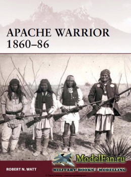 Osprey - Warrior 172 - Apache Warrior 1860-1886