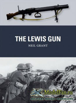 Osprey - Weapon 34 - The Lewis Gun
