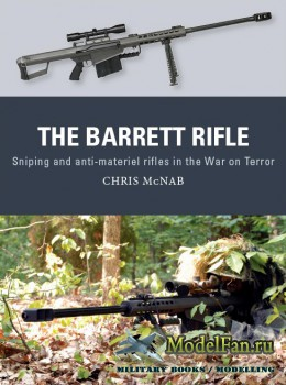 Osprey - Weapon 45 - The Barrett Rifle