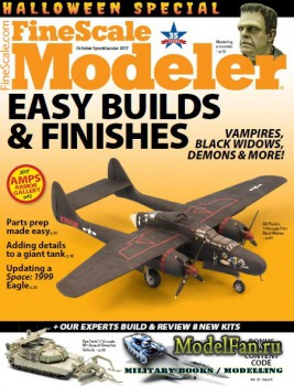 FineScale Modeler Vol.35 №8 (October 2017)