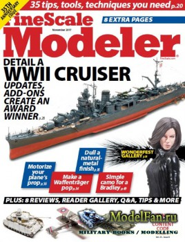 FineScale Modeler Vol.35 №9 (November 2017)