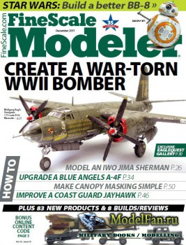 FineScale Modeler Vol.35 №10 (December 2017)