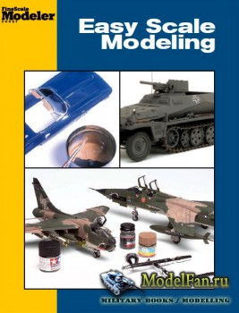FineScale Modeler Books - Easy Scale Modeling