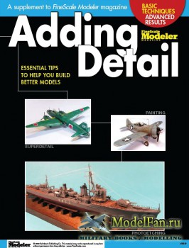 FineScale Modeler Magazine - Adding Detail