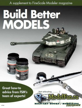 FineScale Modeler Magazine - Build Better Models (2011)