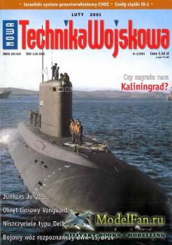 Nowa Technika Wojskowa 2/2001