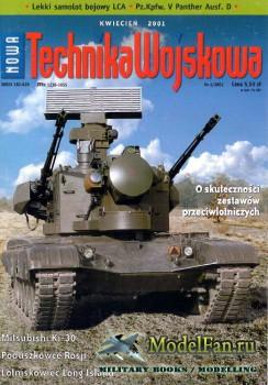 Nowa Technika Wojskowa 4/2001