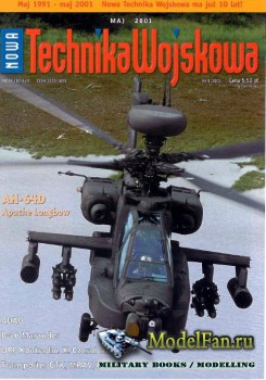 Nowa Technika Wojskowa 5/2001