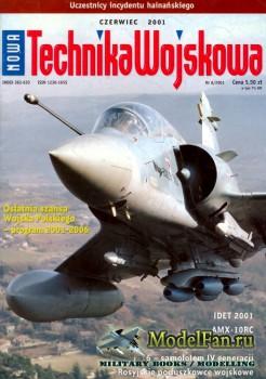 Nowa Technika Wojskowa 6/2001