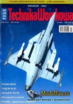 Nowa Technika Wojskowa 9/2001