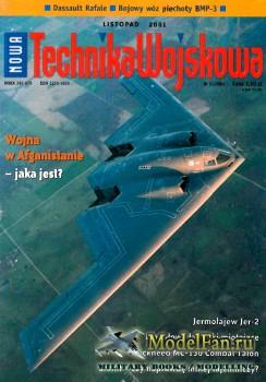 Nowa Technika Wojskowa 11/2001