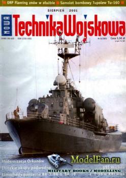 Nowa Technika Wojskowa 8/2001