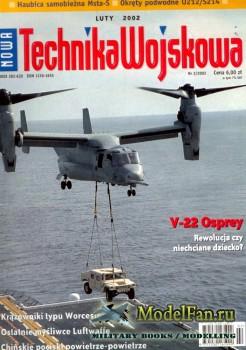 Nowa Technika Wojskowa 2/2002