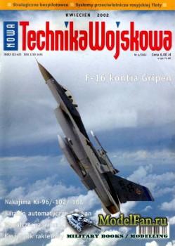 Nowa Technika Wojskowa 4/2002