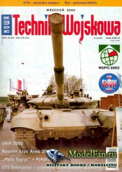 Nowa Technika Wojskowa 9/2002
