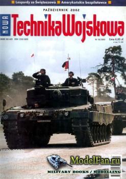 Nowa Technika Wojskowa 10/2002