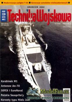 Nowa Technika Wojskowa 12/2002